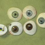 prosthetic eyes